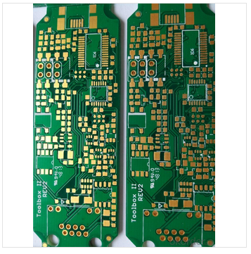 Notes on printed circuit board design