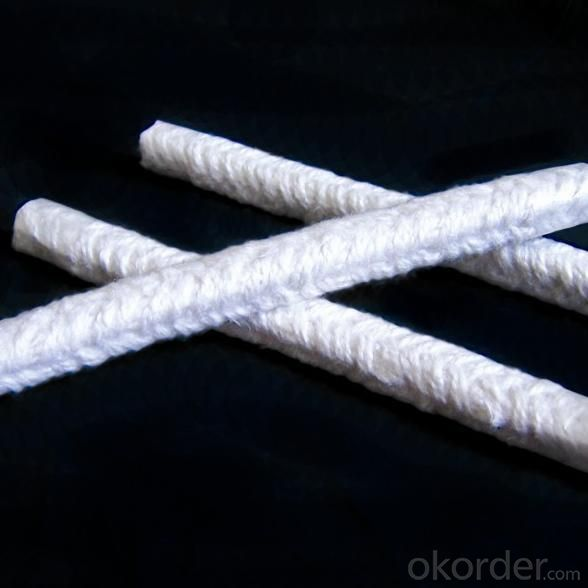 Ceramic Fiber Square Braid Rope
