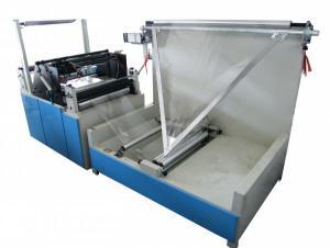 High Quality Film-Folding and Edge-Welding Machine ZBHB-101