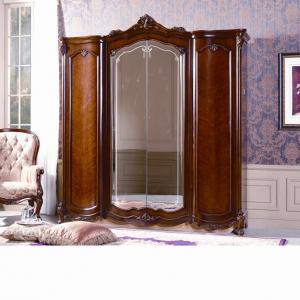 4-Door Wardrobe 8675
