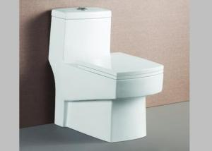 One Piece Toilet Sanitaryware 839 Washdown S-trap High Quality