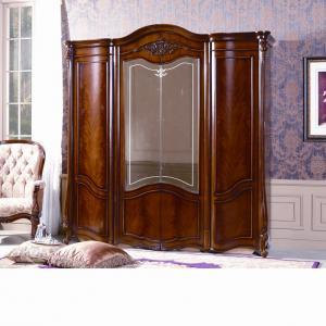 4-DOOR Wardrobe 8671