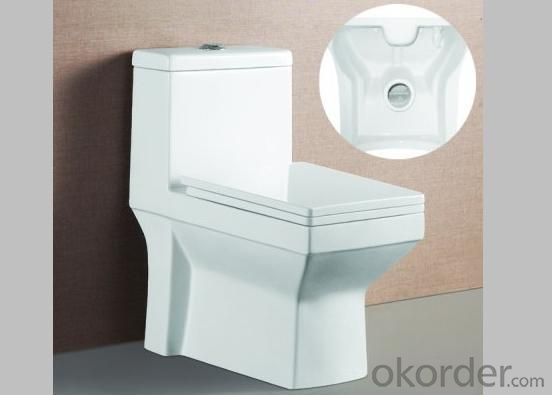Hot Sale Popular Bathroom Ceramic Toilet WC Good Quality Good Price Best Selling Modle 829 One Piece Toilet