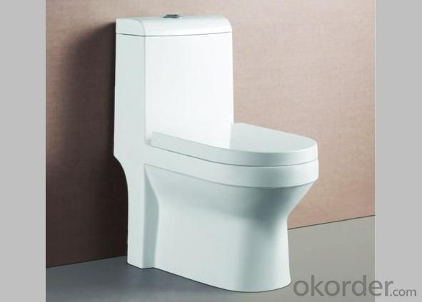 Model 818 Wahsdown One piece Toilet WC High Quality Best selling