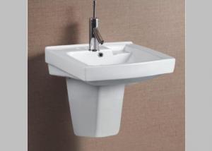 0518 Pedestal Washbasin