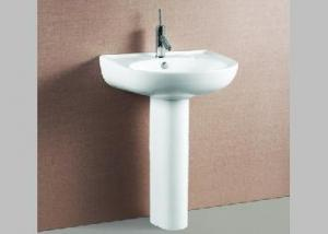 504 Pedestal Washbasin