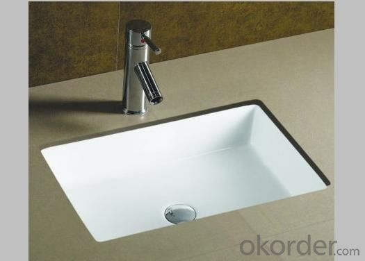 607 Under Counter Basin
