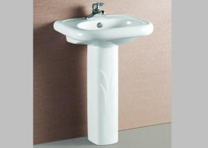 501 Pedestal Washbasin