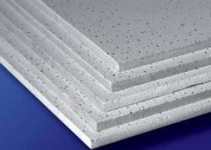Mineral Fiber Ceiling - Fissured Series