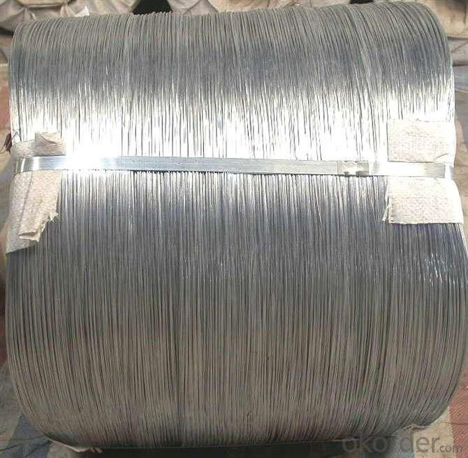 0.9mm-3.15mm Galvanized Steel Wire For Cable Armouring