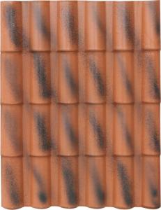 Synthetic Resin Antique Roma Tile