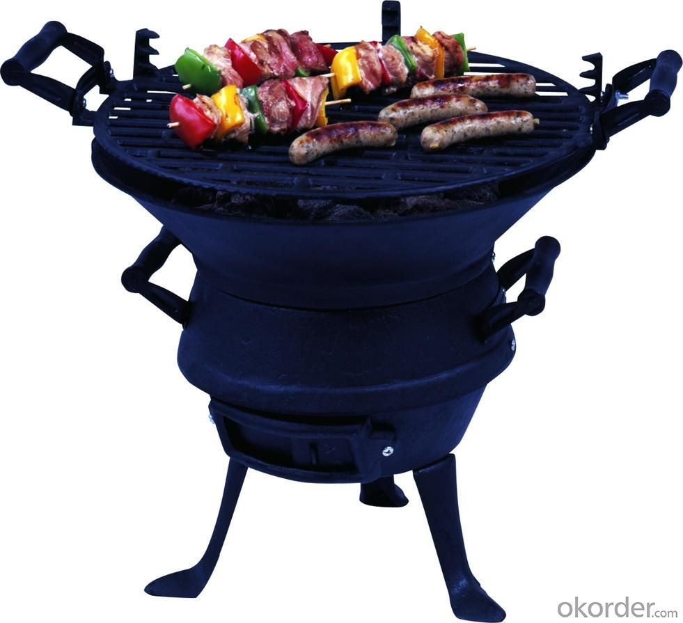 buy cast iron bbq grill c630 price size weight model width. Black Bedroom Furniture Sets. Home Design Ideas