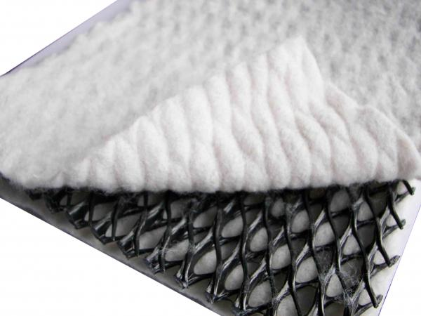 Tri Dimensional Composite Drainage Geonet For Building