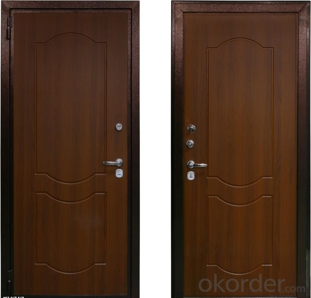 High Quality Timber Solid Wood Door