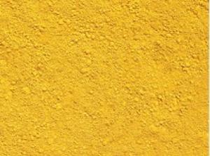 Iron Oxide Yellow Color Powder