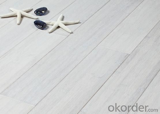 Hot Sale Bamboo Flooring -CH-Double White