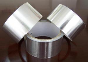 China Synthetic Rubber Aluminum Foil Tape T-FG1801RH
