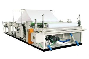 High Proficiency Low Noise Slitting Machine QS1600