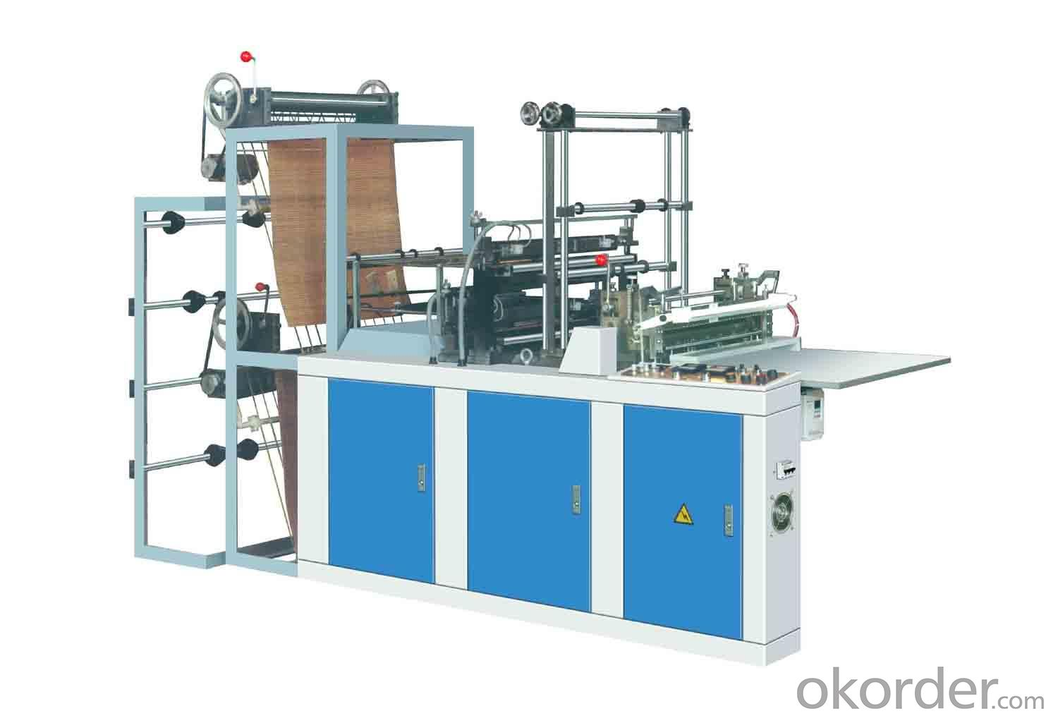 High Quality Computer Control Thermal-Cutting Bag-Making Machine QGS-103