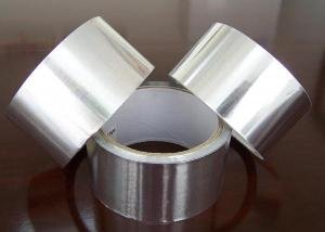 High Quality Synthetic Rubber Aluminum Foil Tape  Model T-H7501P