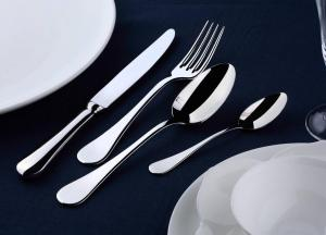 2013 Elegant Hotel And Restaurant Stainless Steel Cutlery Sets