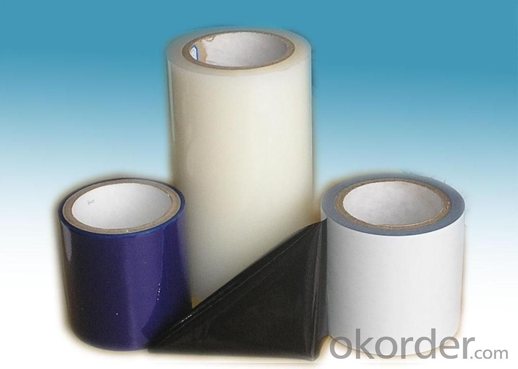 Transparent Color PE Protective Film S100-40T