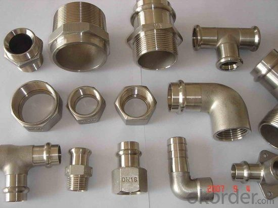 Stainless Steel Fittings 304