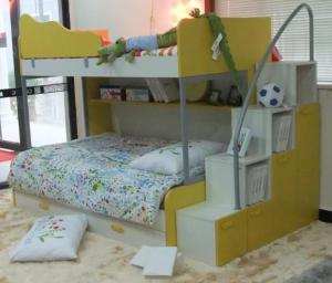 Children Beds -- Castle