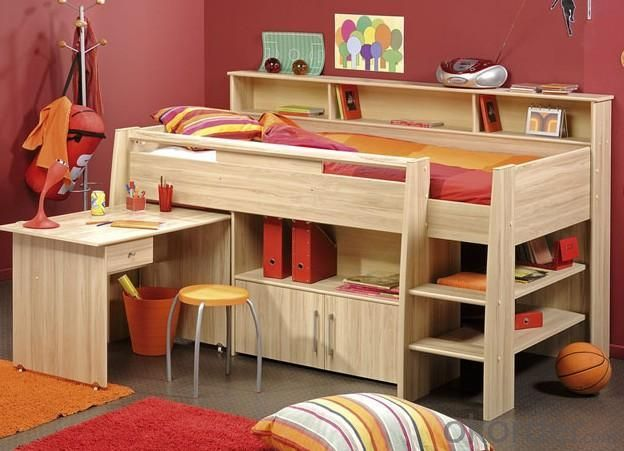 Children Beds -- Sports