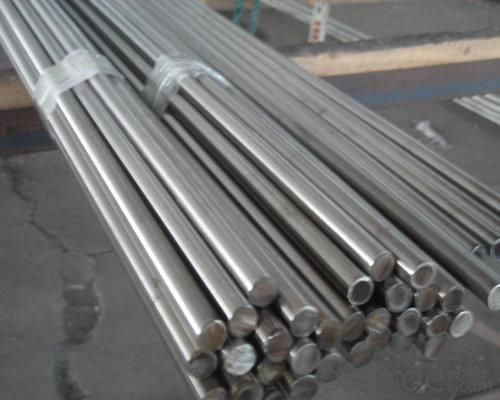 Stainless Steel Bar  Bright