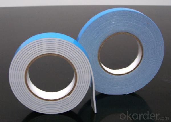 Double Sided PE Foam Tape DSP-20YM For Industry
