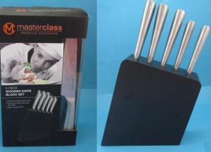 Hot Sales Hollow Handle Knife Set