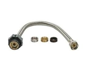 16 in. Universal Faucet Connector