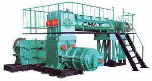 Clay Brick Making Machine JCJ45/45