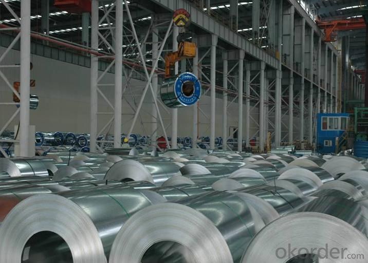 Best Quality for Hot Dipped Galvanized Steel Coil