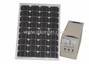 Solar Home System CNBM-K1 (60W)