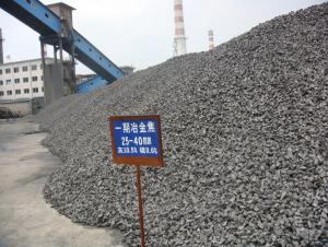 Low Ash Metallurgical Coke CSR60%