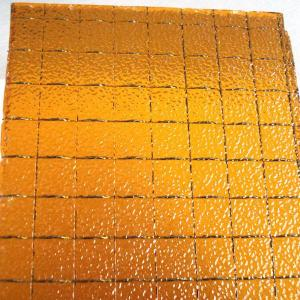 Fire-resistant Float Glass