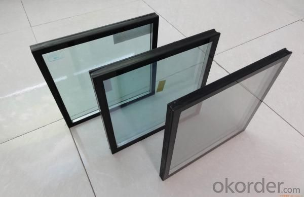 Clear Low-E Coated Glass