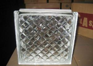 Decorative Clear Gemex Glass Block