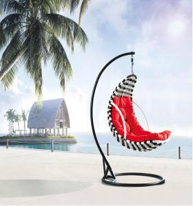 Steel Rattan Hanging Chair HC024
