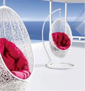 Double Seats Hanging Chair HC020