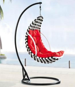 Steel Rattan Hanging Chair HC009