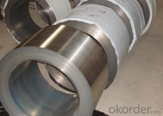 AISI 201 Stainless Steel Strips