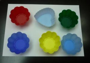 Flower Shape Silicone Cake Mold