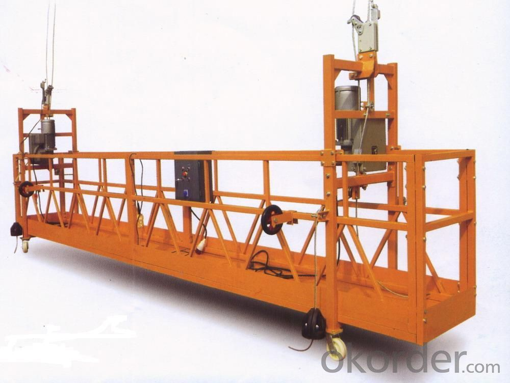 Buy Suspended Platform Price Size Weight Model Width