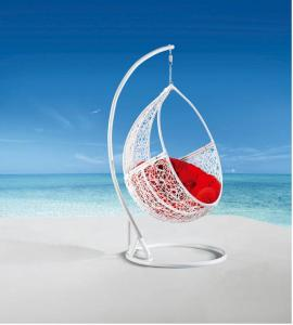 Steel Rattan Hanging Chair HC002