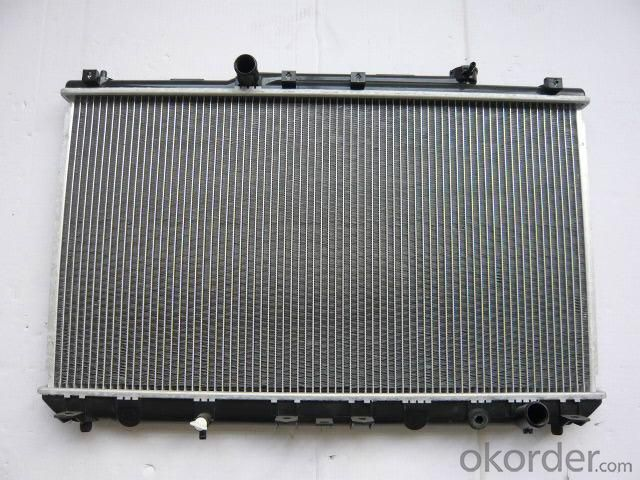 Aluminum Brazing (A/P Type) Radiator For Land Rover, Range Rover