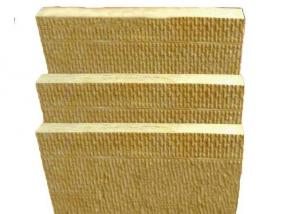 Rock Wool Board Bare