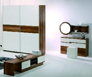 Modern Bedroom Furniture Set W02